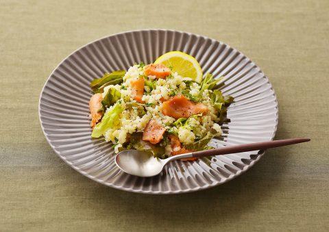 イメージ写真_カリフラワーライスで糖質カットの「ちらし寿司」