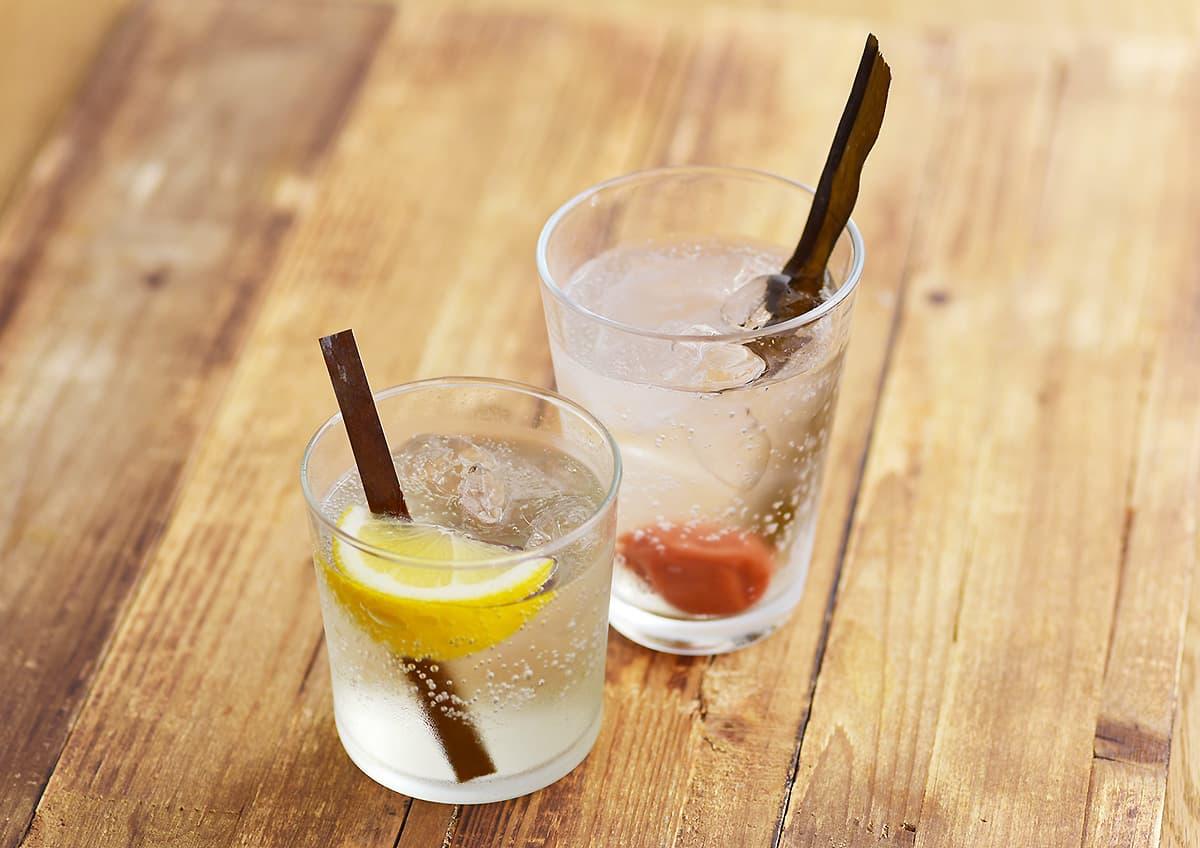 イメージ写真_お酒で健康に!?楽しく飲める「昆布酢サワー」