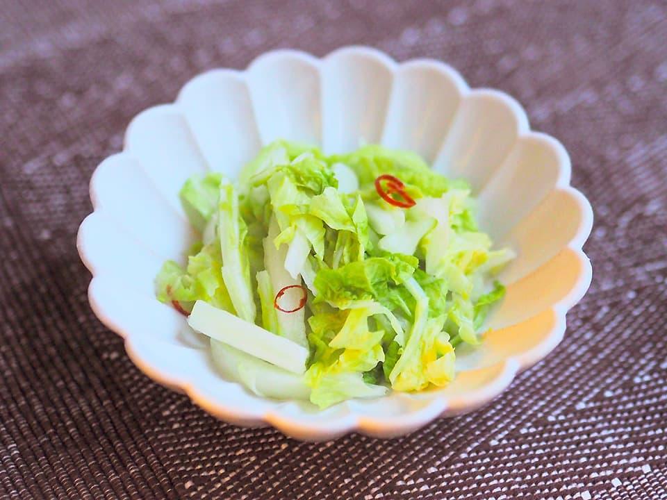 調理写真_白菜のラーパーツァイ