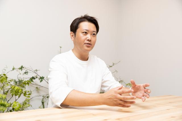 写真_萩野菜ピクルス代表の椋木章雄さん
